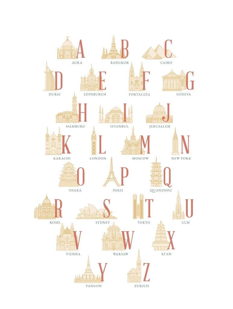 City Alphabet-01