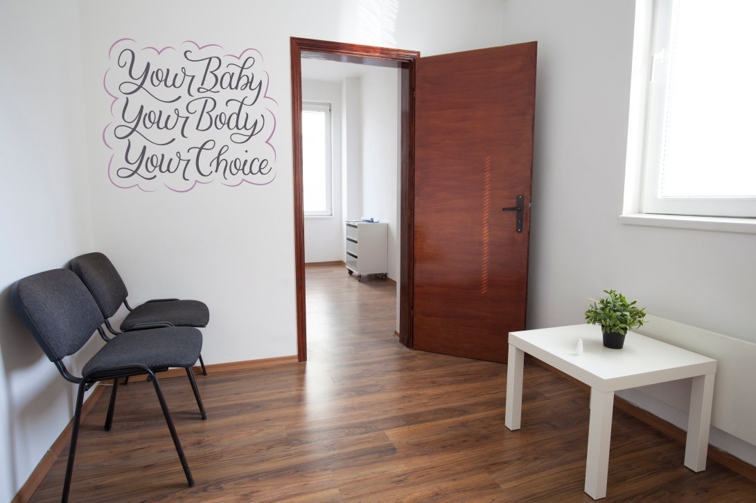 Consulting Room and Waiting Room